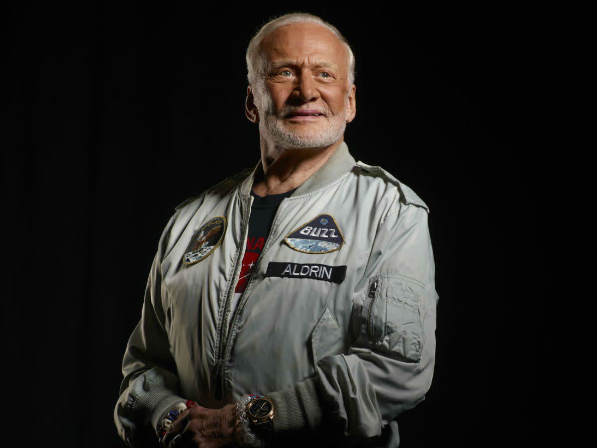 Dr. Buzz Aldrin
