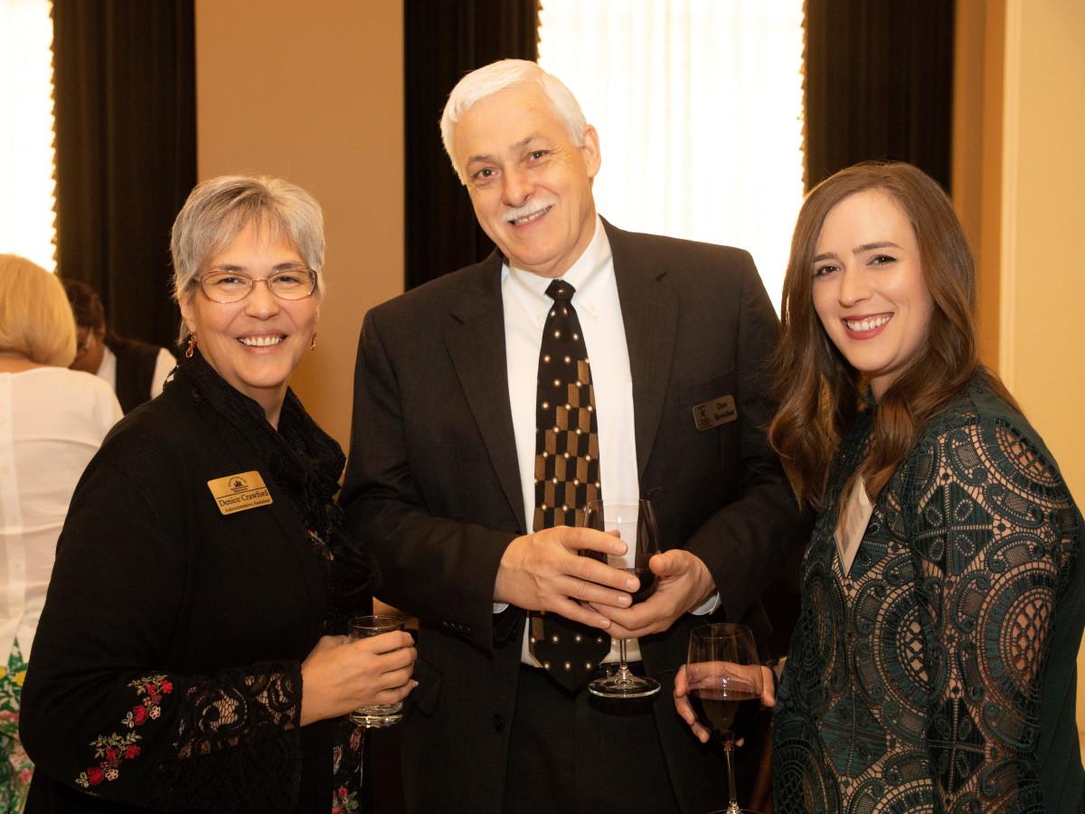 North Texas Community Foundation, Rose BradshawDenice Crawford, Don Binnicker, Catelyn Devlin