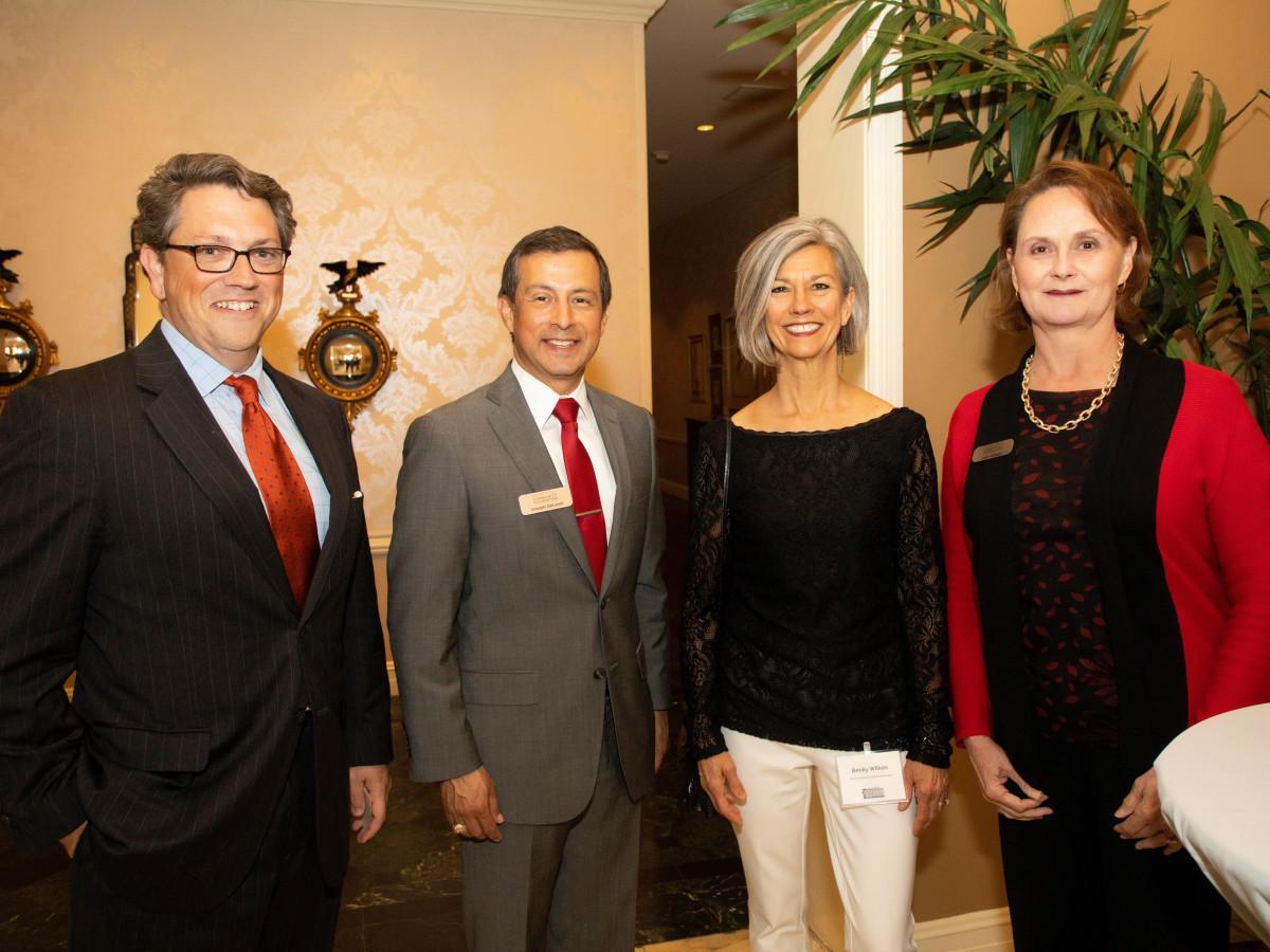 North Texas Community Foundation, John Pritchet, Joseph DeLeon, Becky Wilkes, Julie Wilson