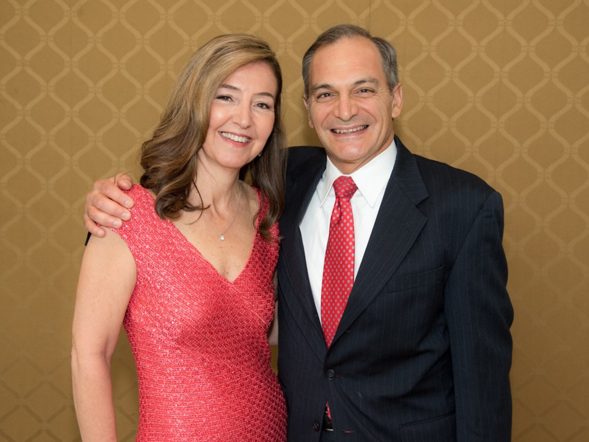 Ronald McDonald gala, Susan and David Rosenberg