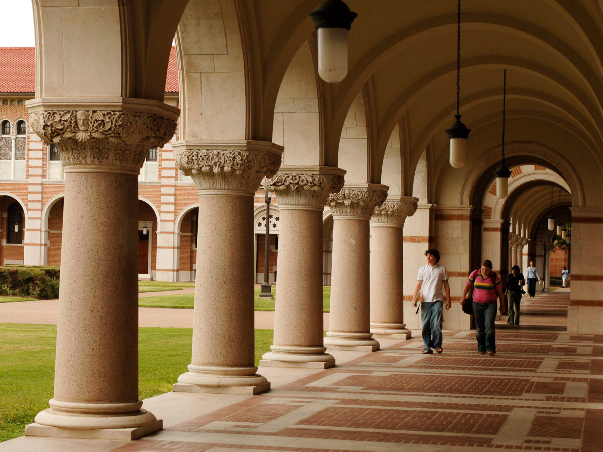 Places-Unique-Rice University students on campus