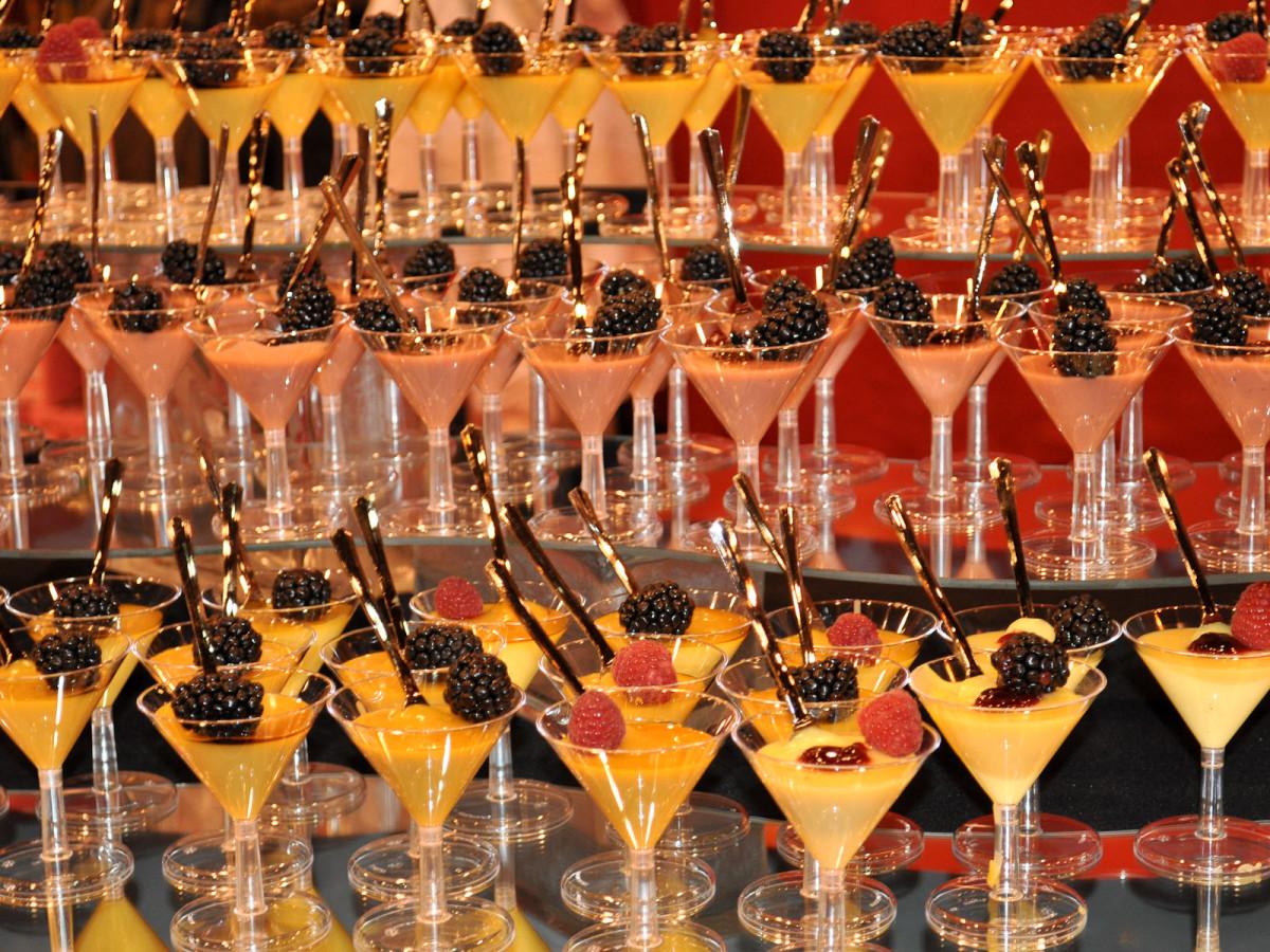 News_Nutcracker Marketplace 2009_party food