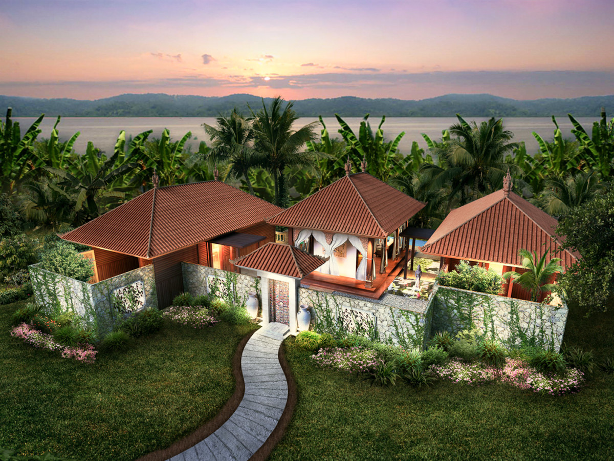 News_Emerald Monkey_Panama_villa rendering