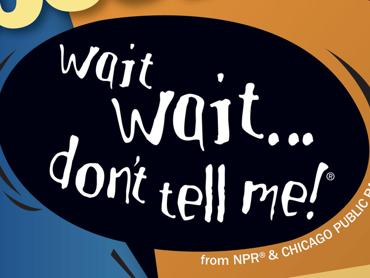 News_Wait, Wait_Don't Tell Me_logo_TV show_NPR