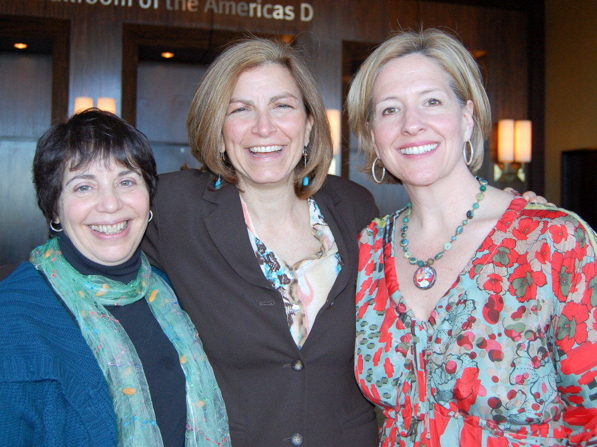 News_Table Talk_Marian Luntz_Patricia Gras_Brene Brown