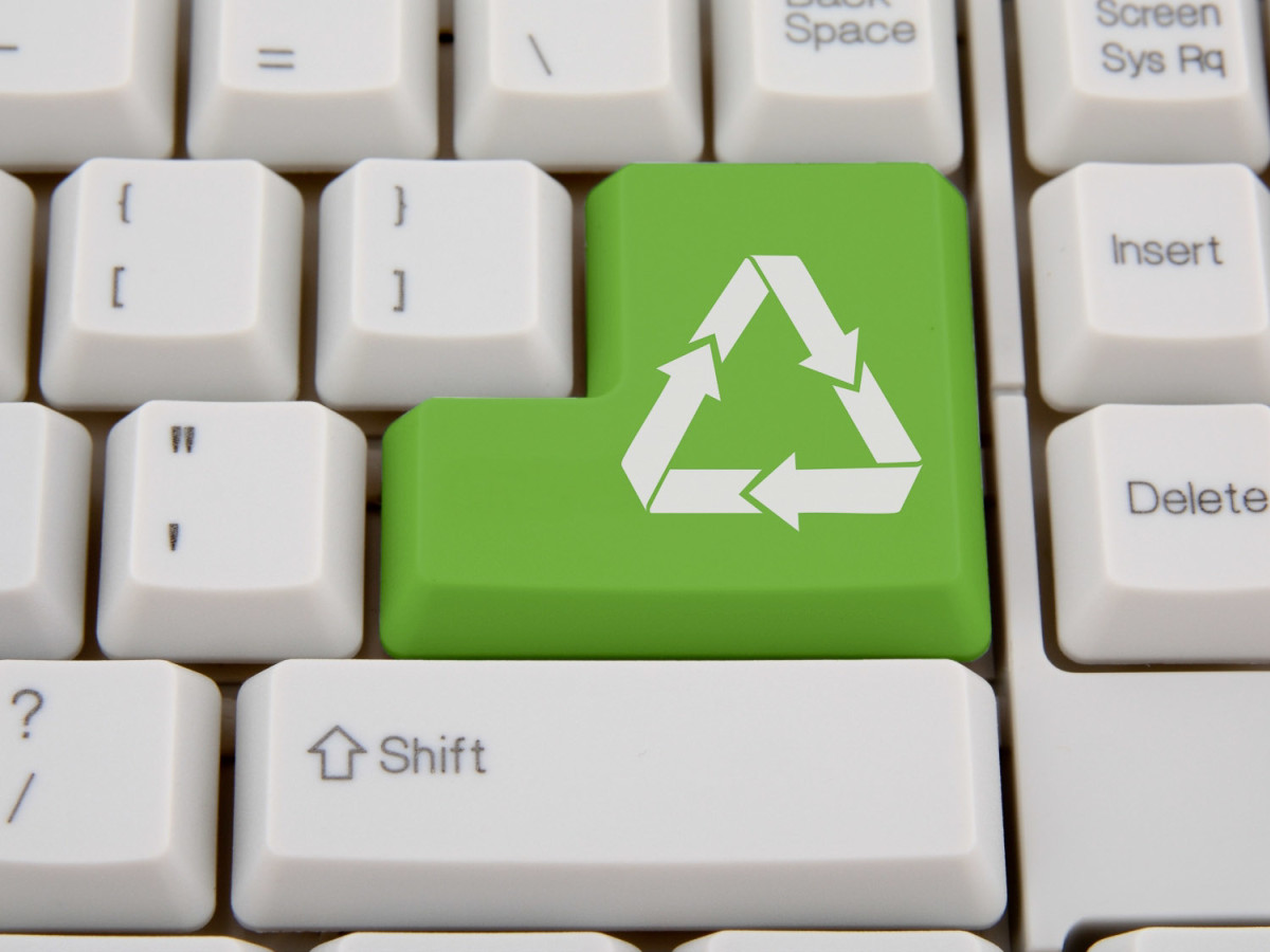 News_Living Green_keyboard_recycle_placeholder
