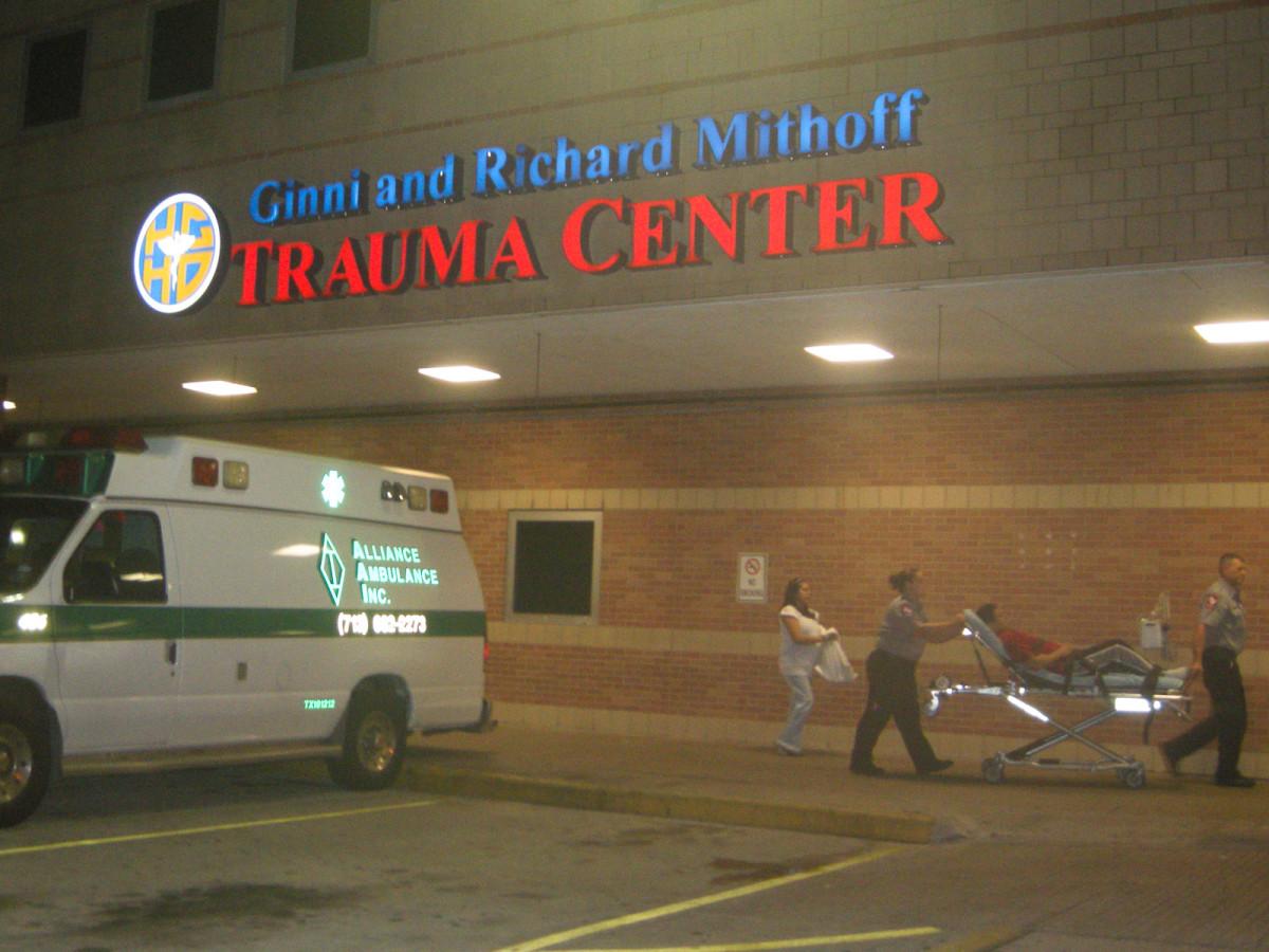News_Clifford_Ben Taub_emergency room