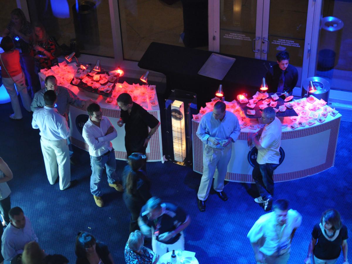 News_Biz Confab Party_bar_party scene