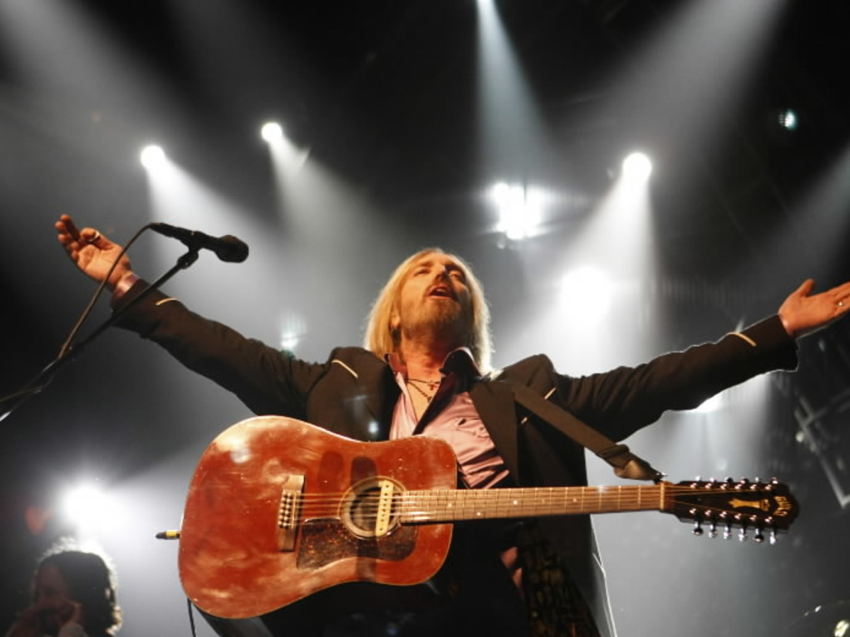 Tom Petty wise