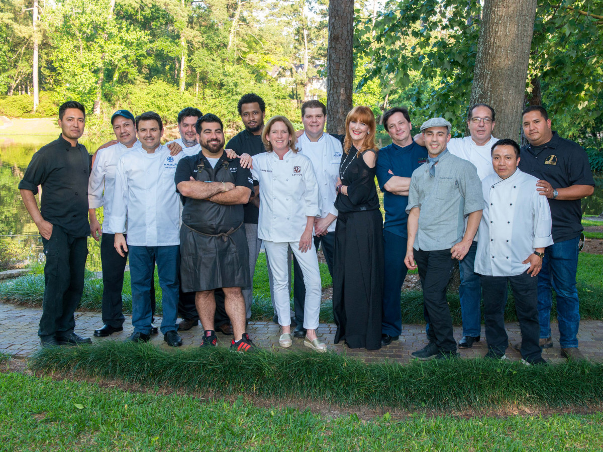 Delicious Alchemy Gracie Cavnar and chefs