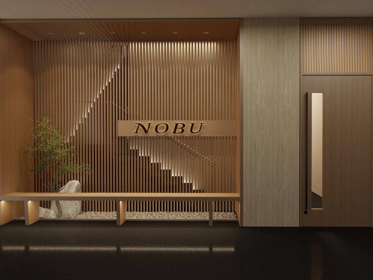Nobu Houston Entrance