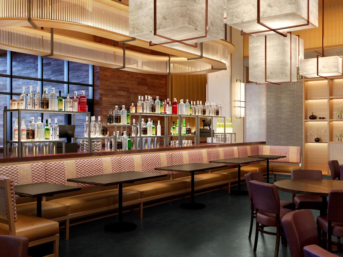 Nobu Houston Bar