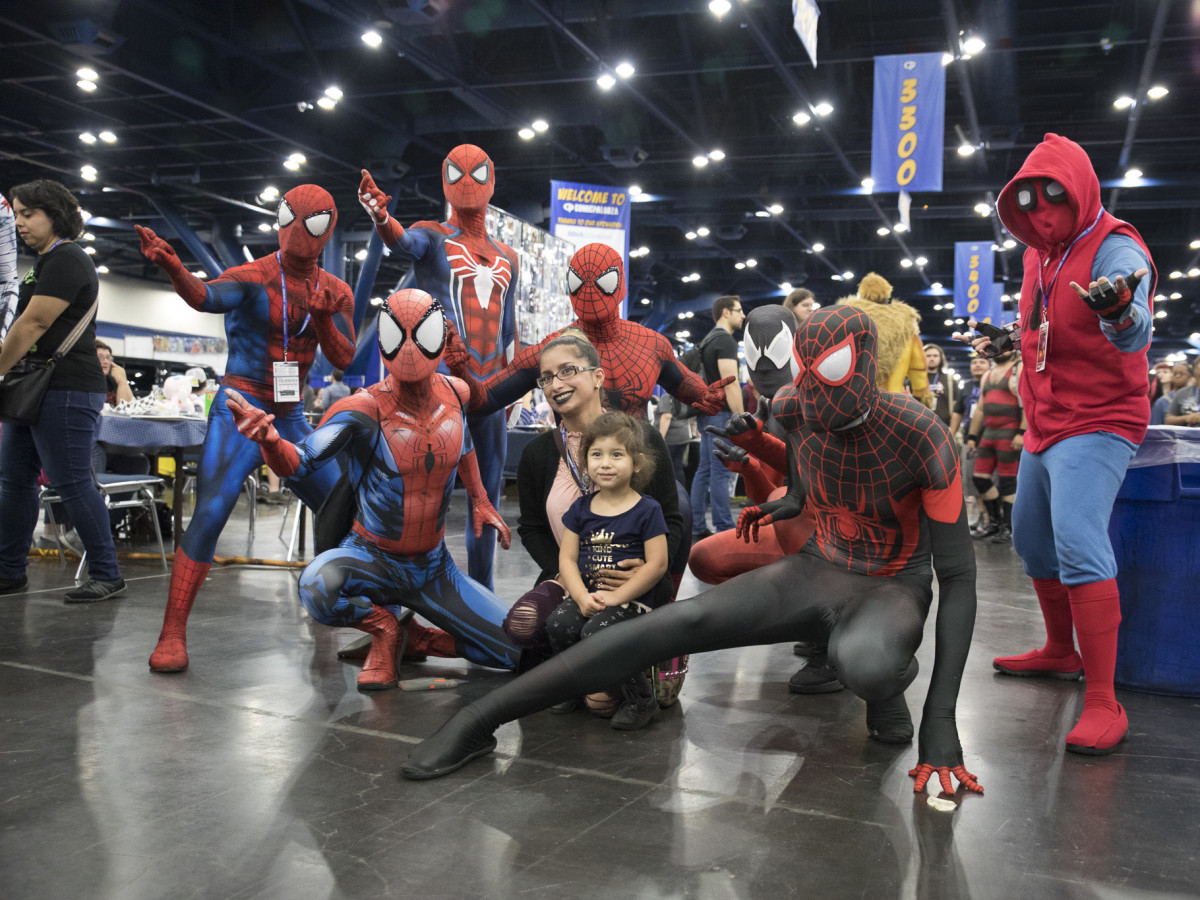 Comicpalooza Houston