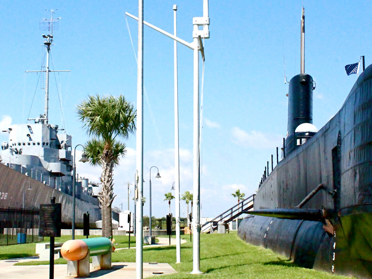 Memorial Day events Texas Undersea Galveston