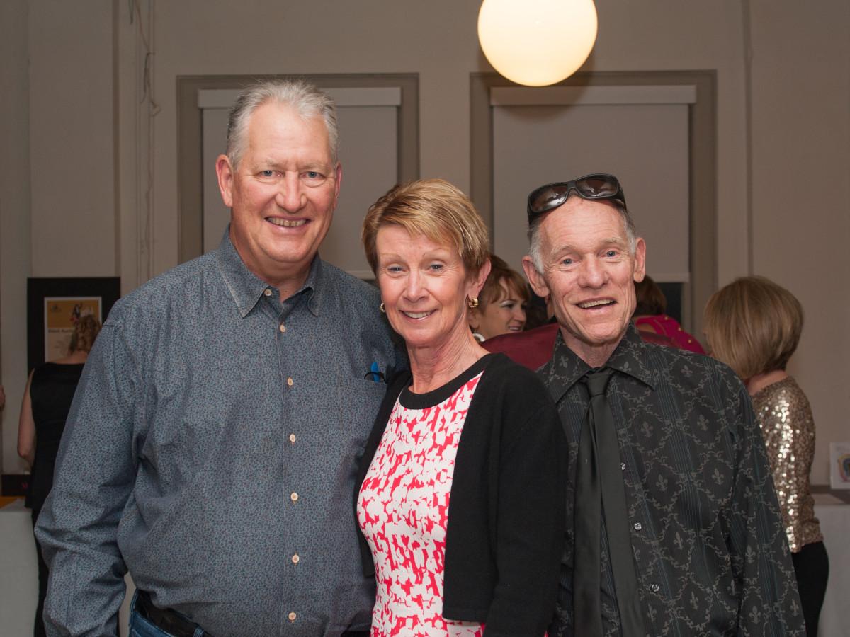Steve Suellentrop, Betty Suellentrop, Bill Lengfelder