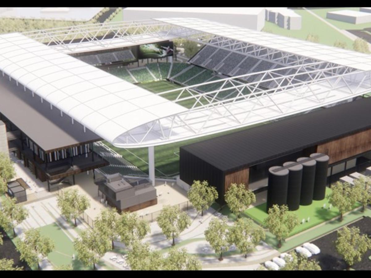 Austin MLS soccer stadium