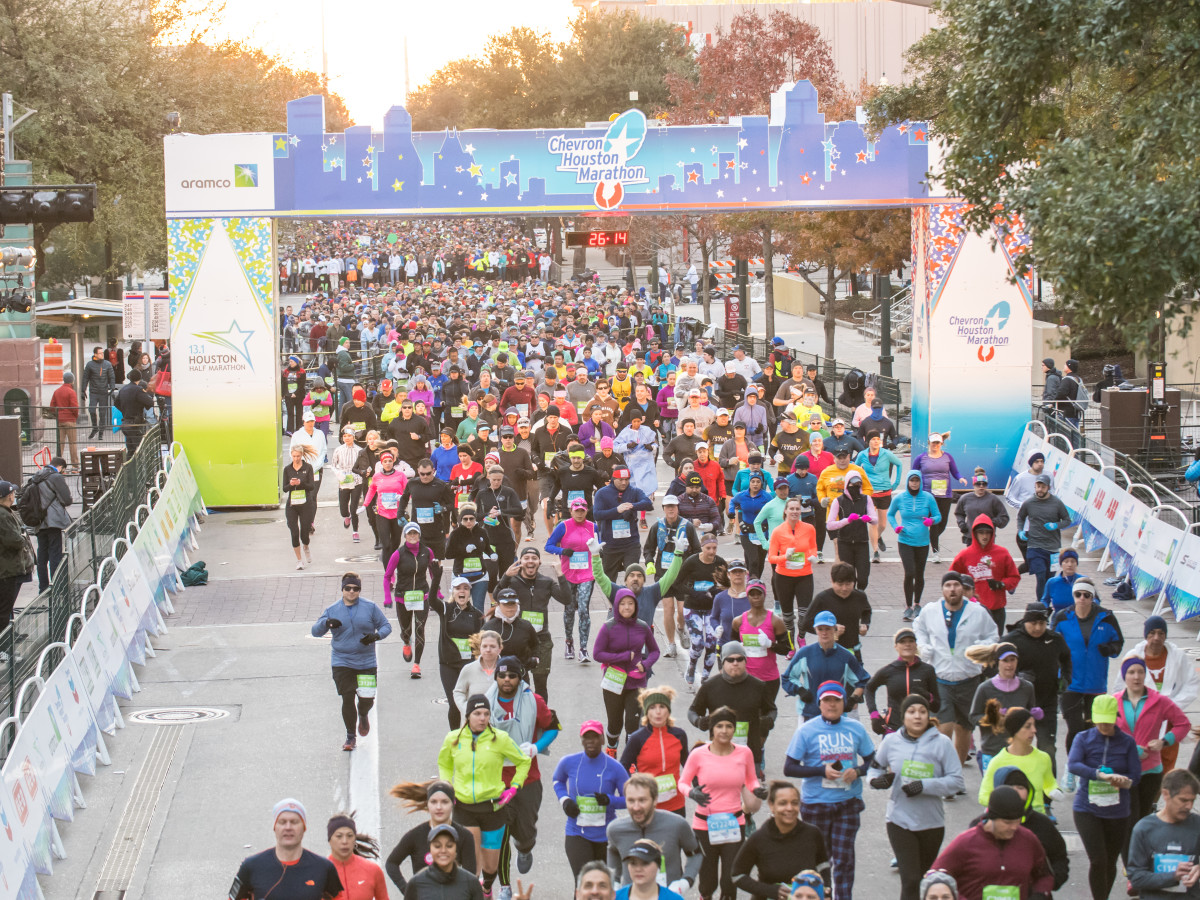 Chevron Houston Marathon