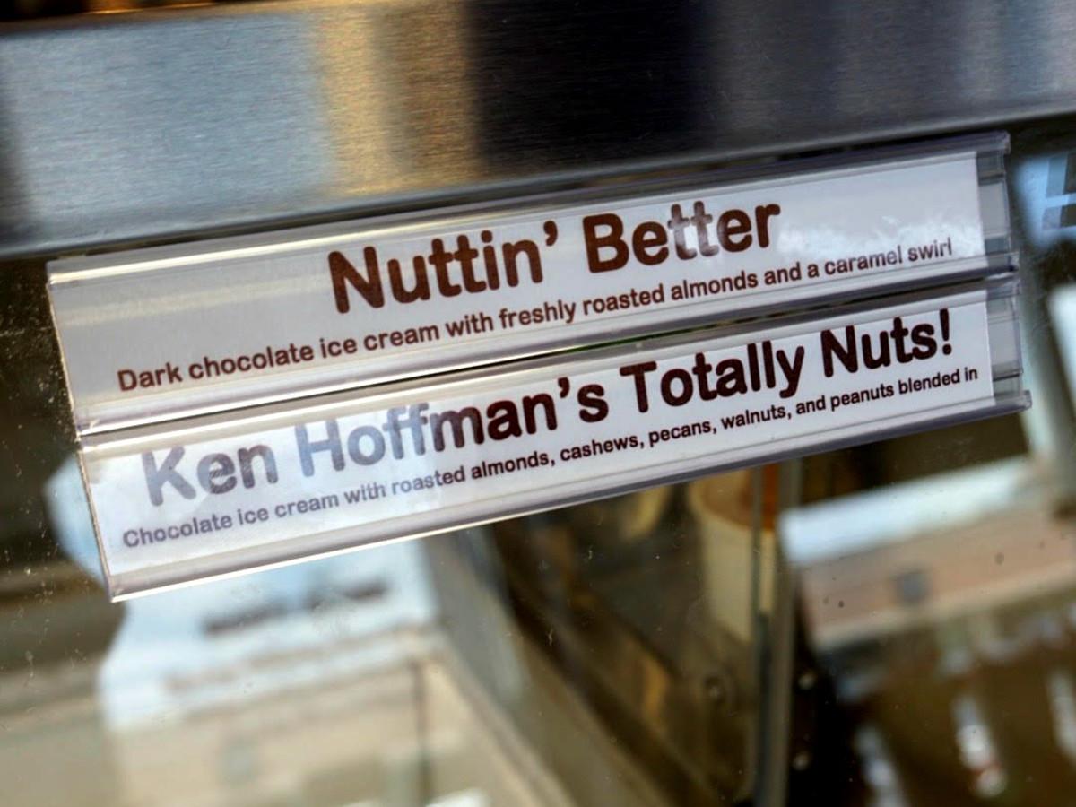 Ken Hoffman Chocolate Bar Totally Nuts