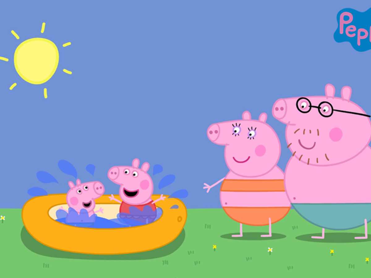 Peppa Pig Picks Dallas Fort Worth For First Permanent Playdate In