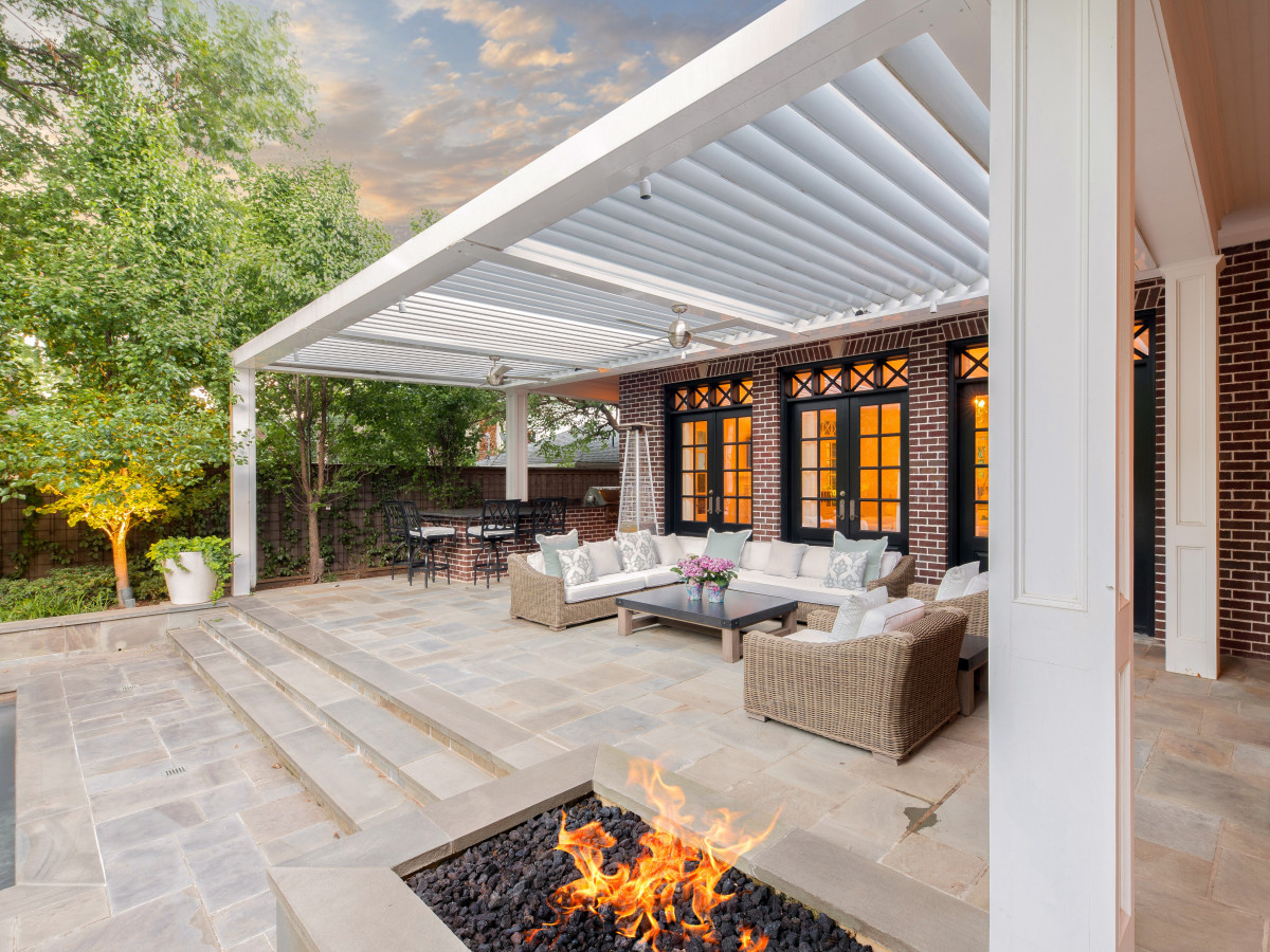Kari Lehnoten home, 6331 DeLoache, Preston Hollow