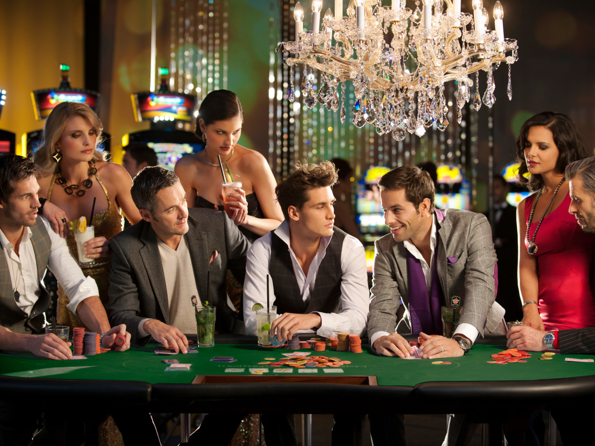 Casino Poker stock
