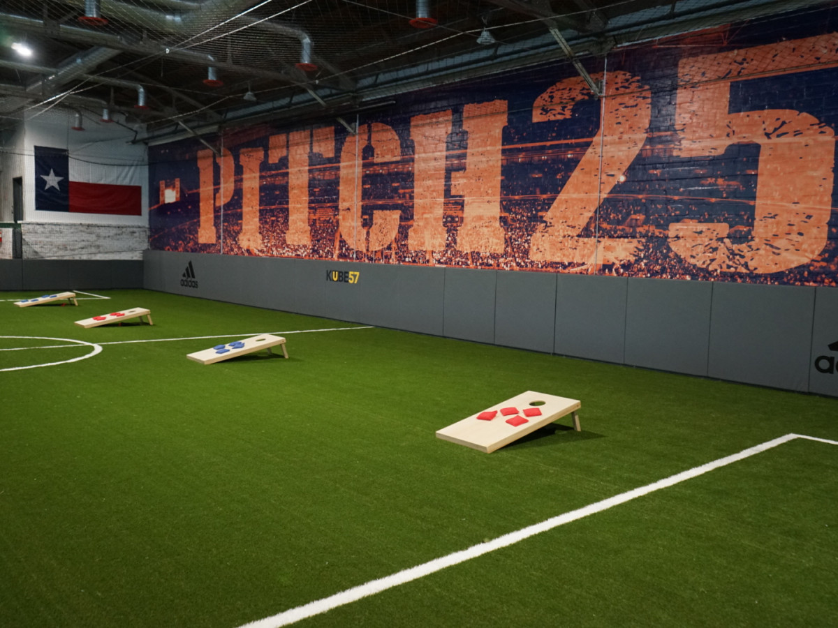 Pitch 25 soccer field
