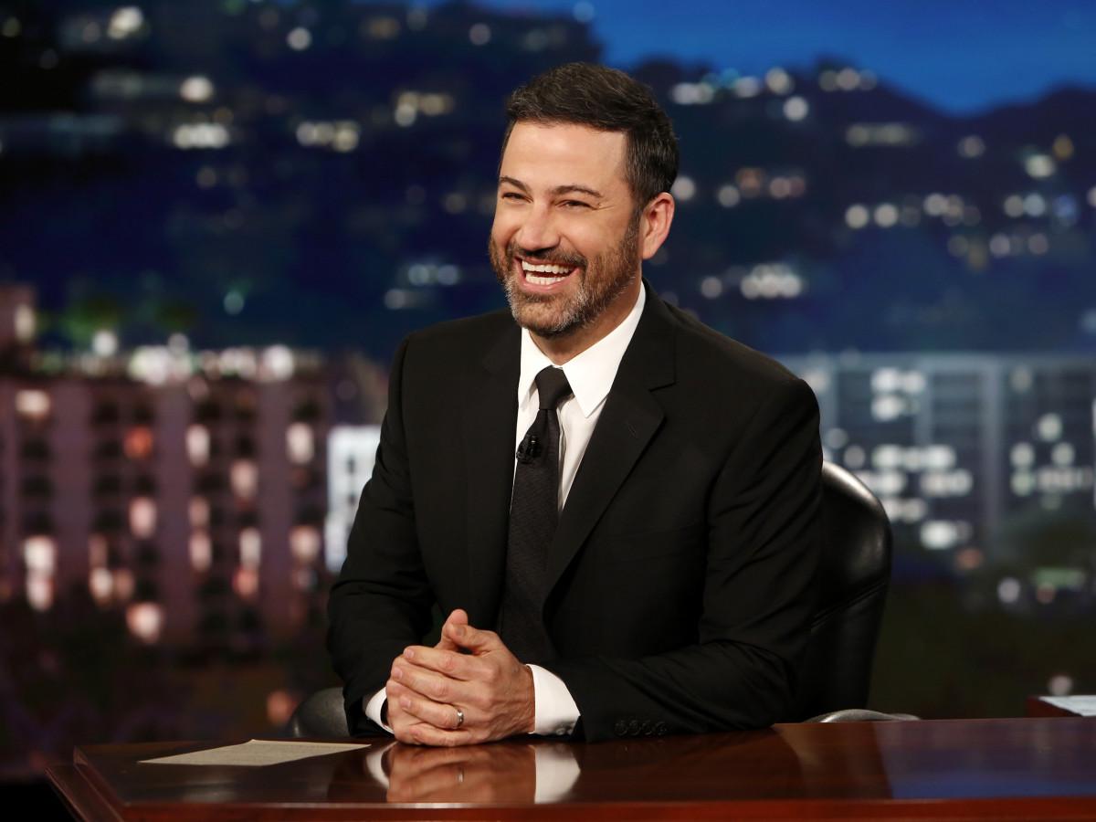 Jimmy Kimmel ABC promo pic