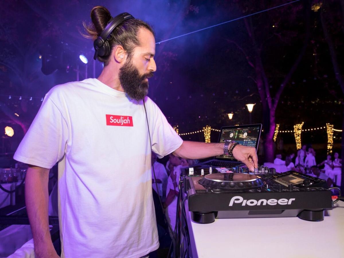 DJ Souljah, White Party