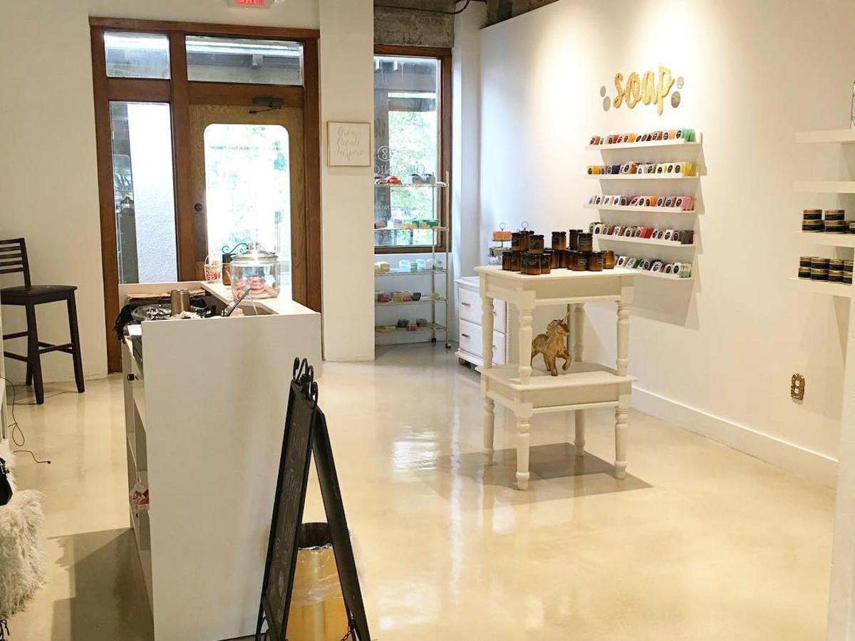 Organically San Antonio shop