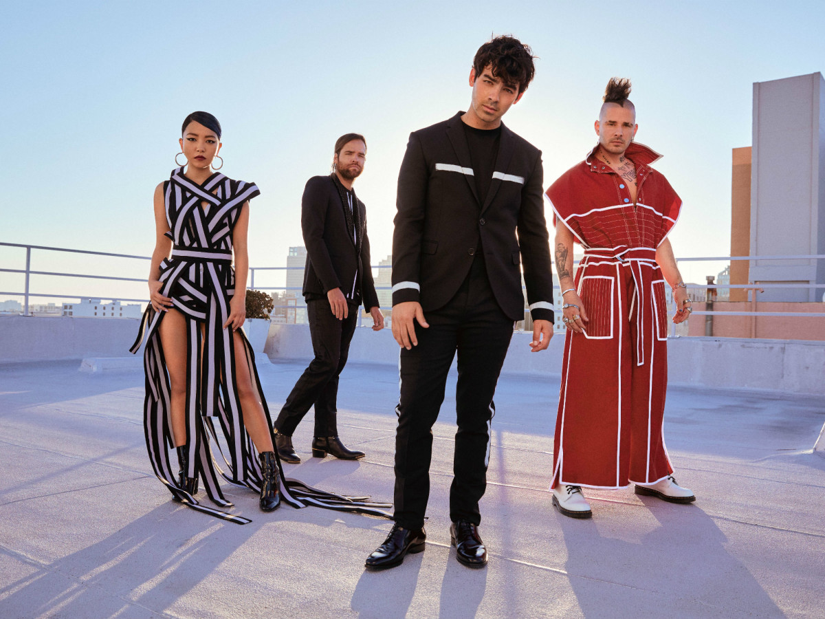 DNCE band