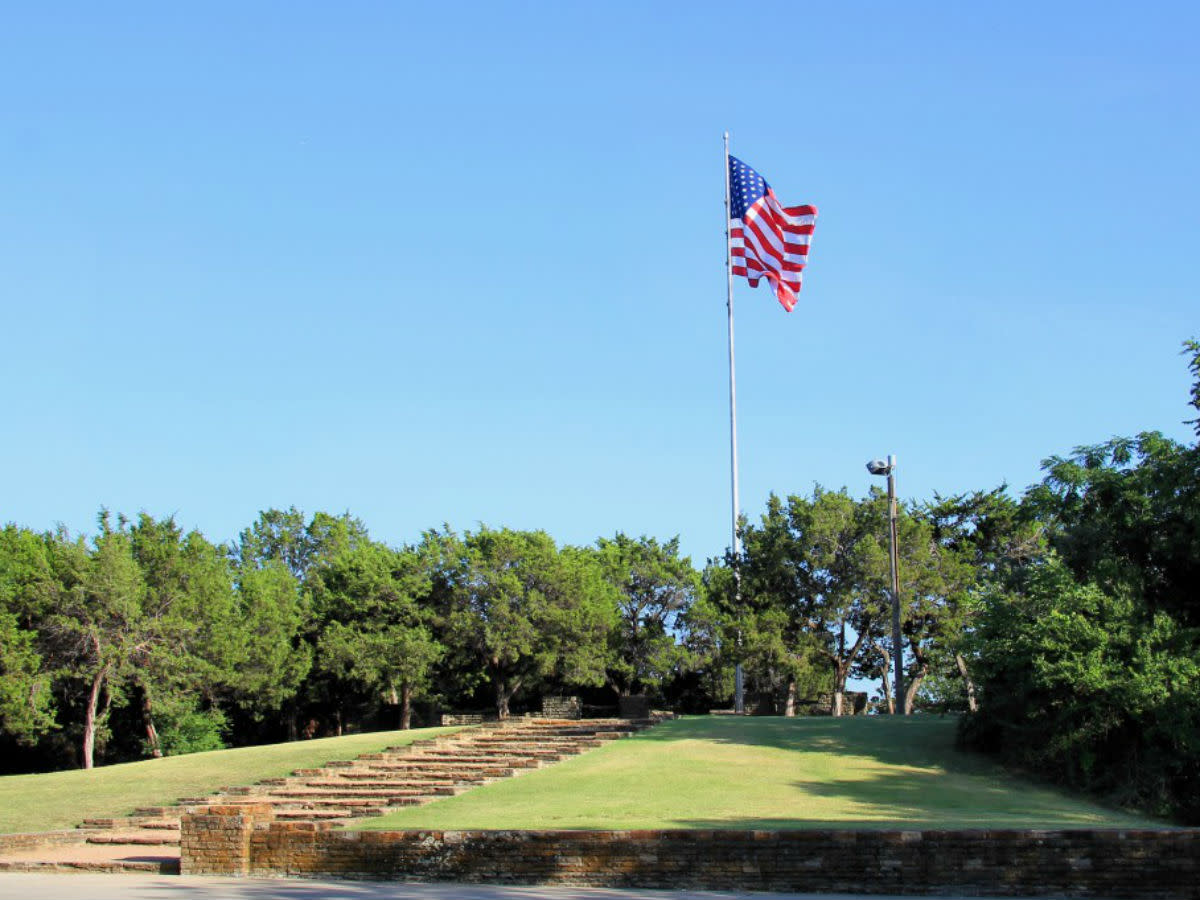 Flag Pole Hill