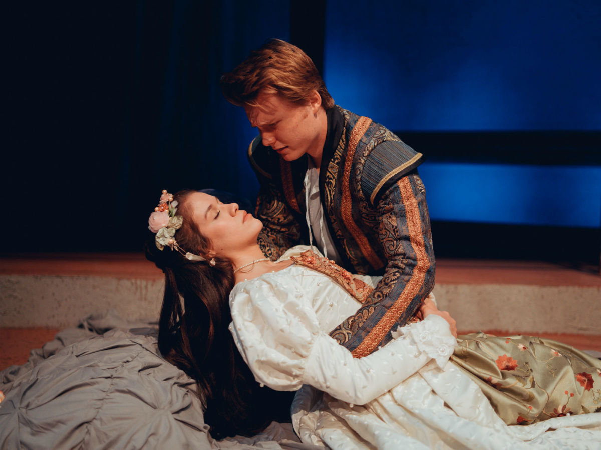 Trinity Shakespeare Festival presents Romeo and Juliet