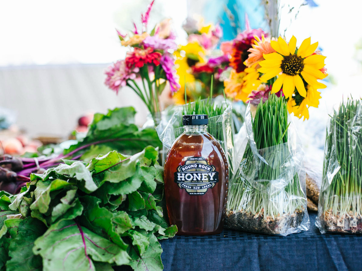 Round Rock Honey, Frisco Farmres Market