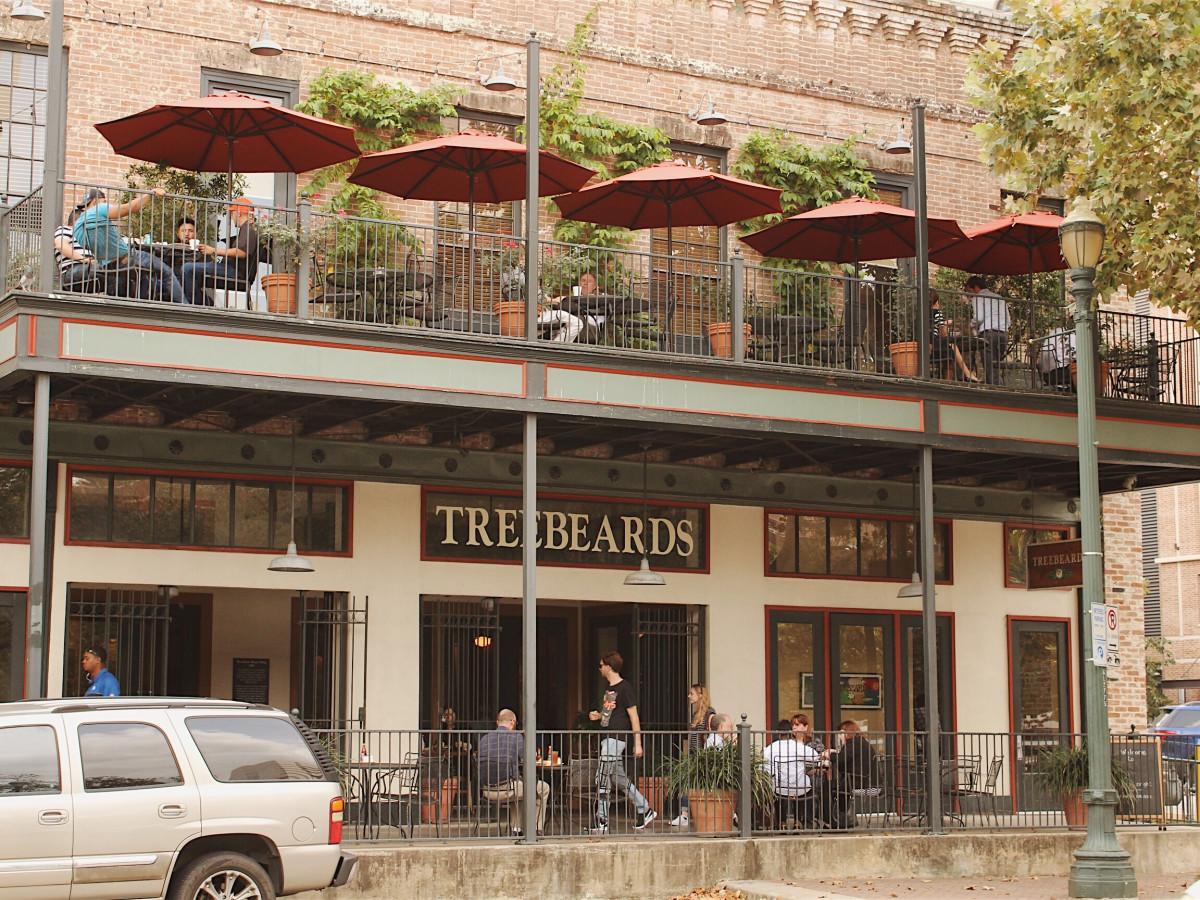 Treebeards Market Square exterior