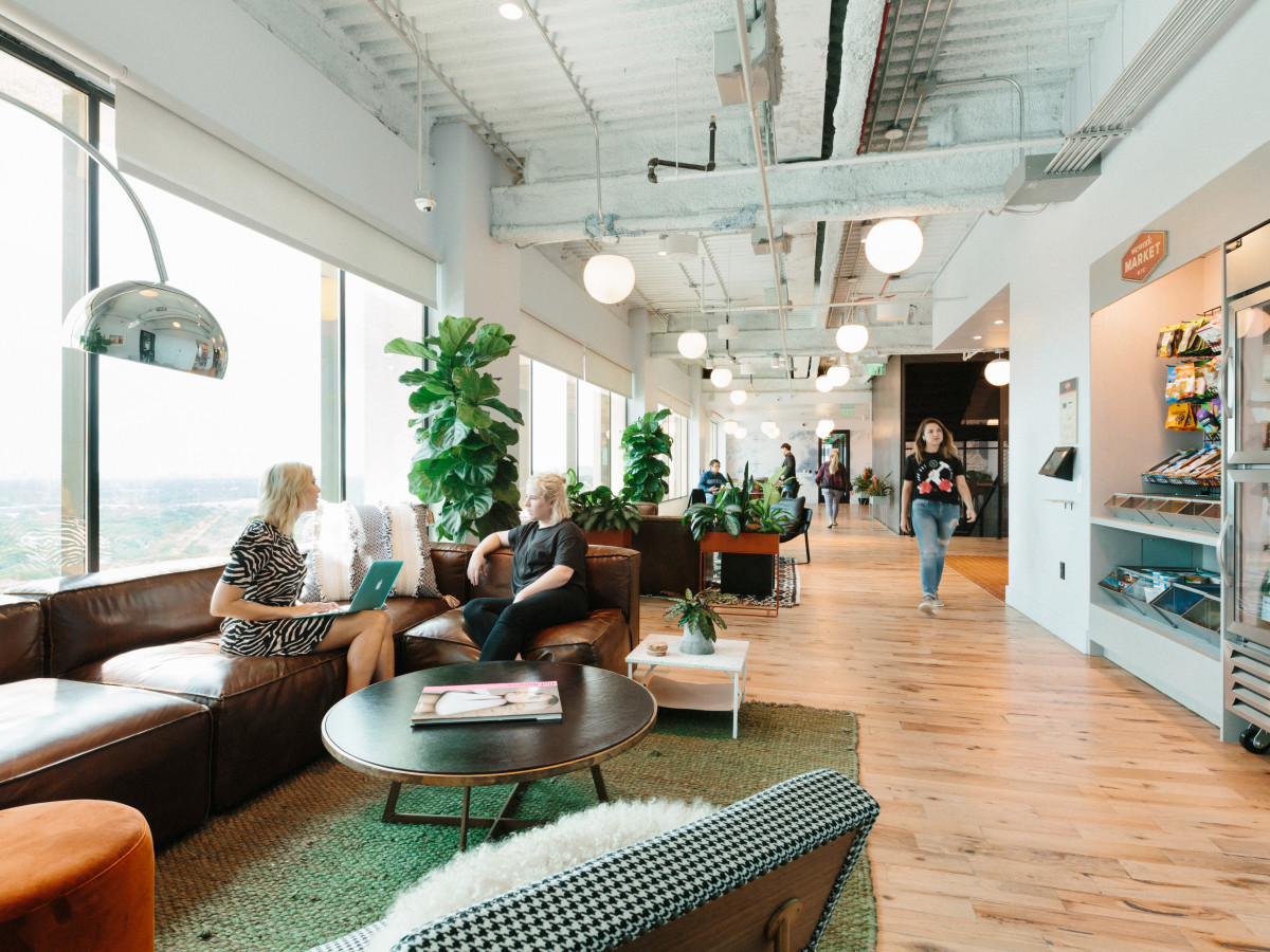 WeWork Houston Galleria