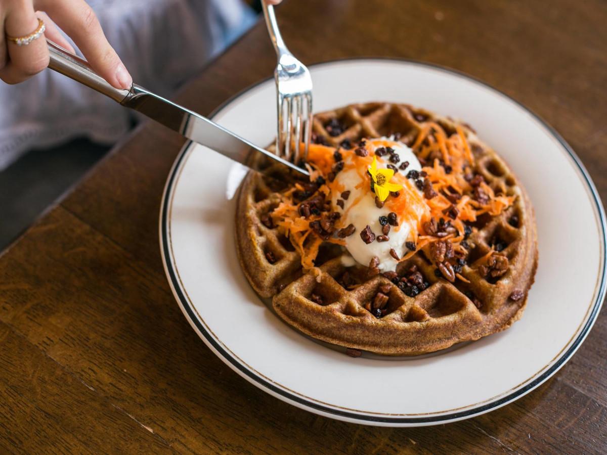 Supper SA waffle