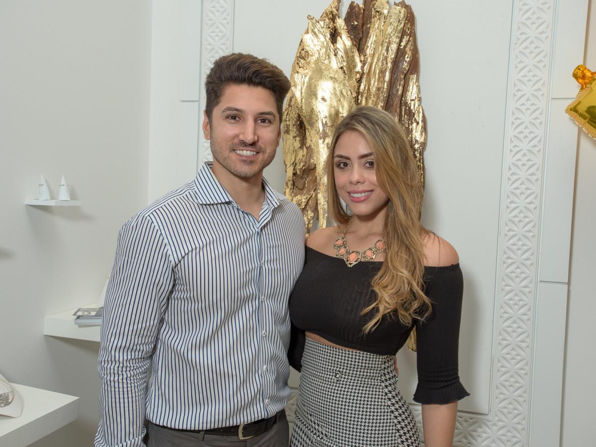 Joseph Bramante and Karen Michelle Raymon