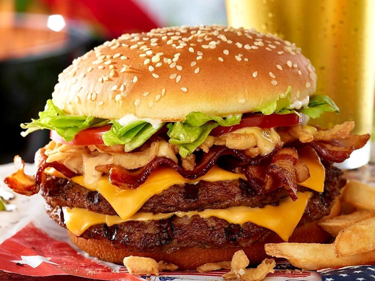 Drive-Thru Gourmet - Burger King American Brewhouse King