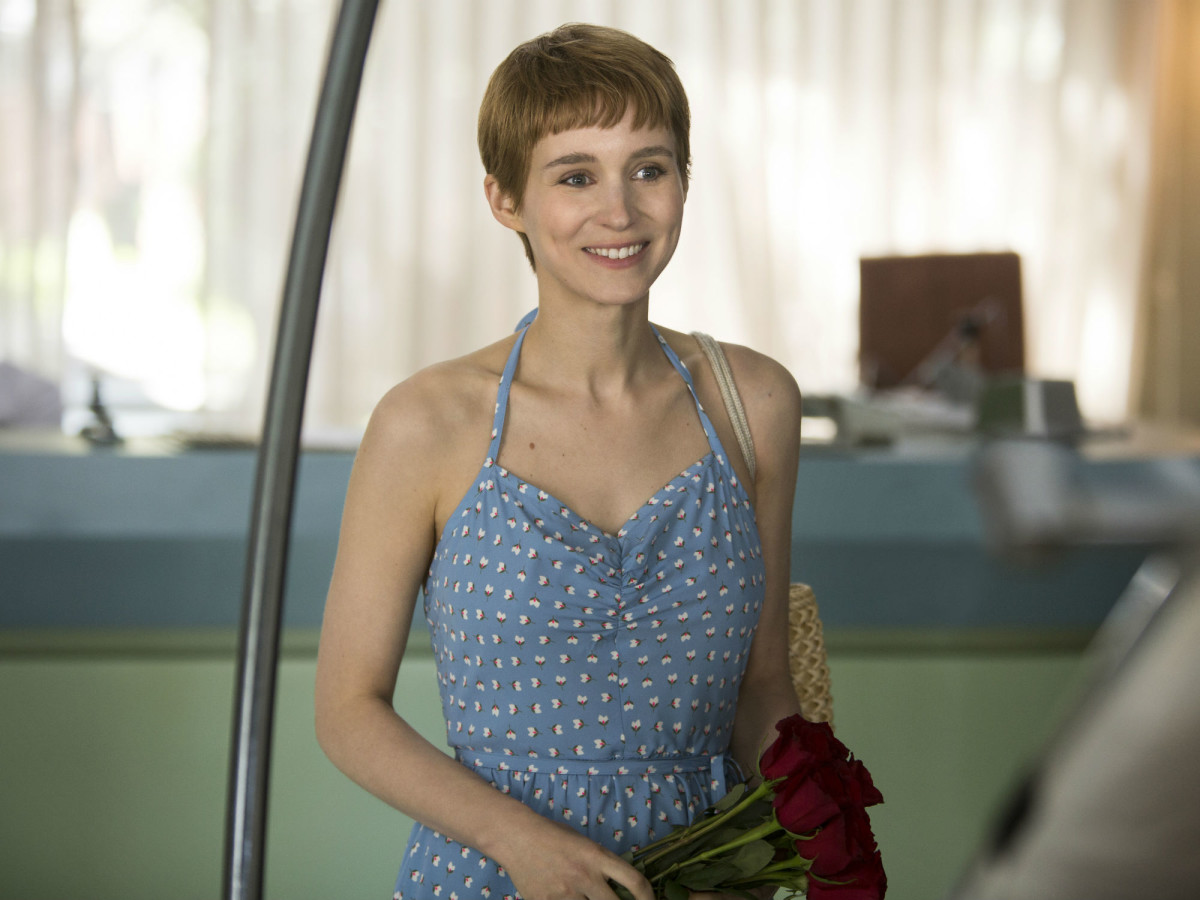 Rooney Mara in Don't Worry, He Won't Get Far on Foot