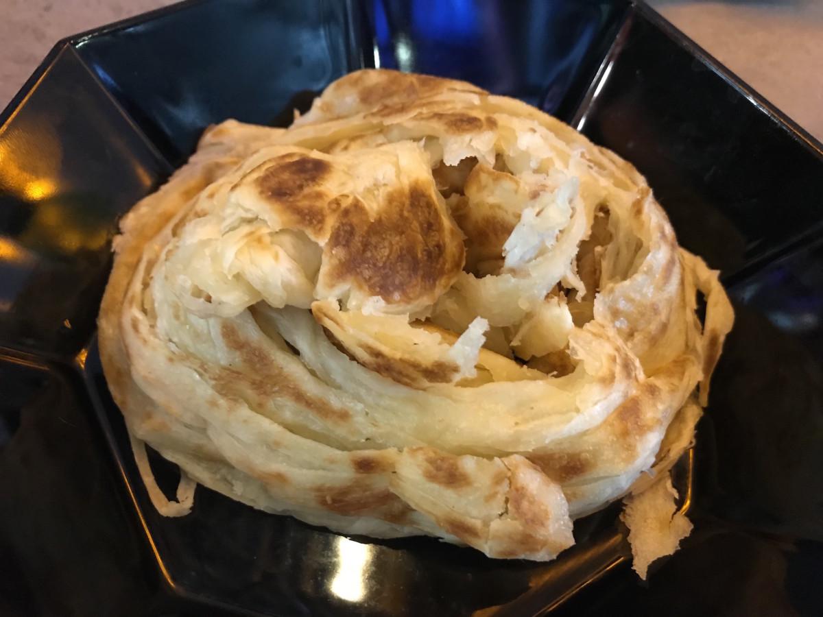 Phat Eatery Roti Canai