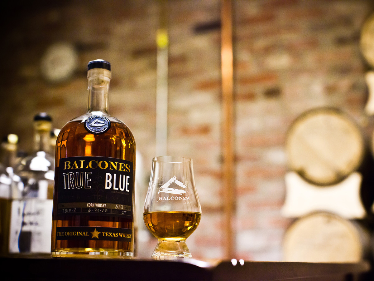 Balcones Distillery whiskey