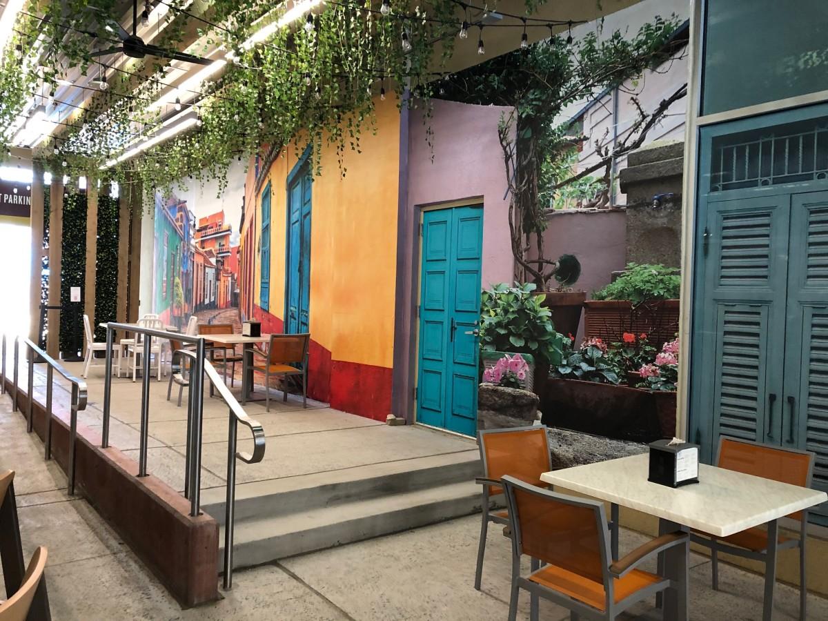 Crockett Row presents Chalk Art Festival 2018
