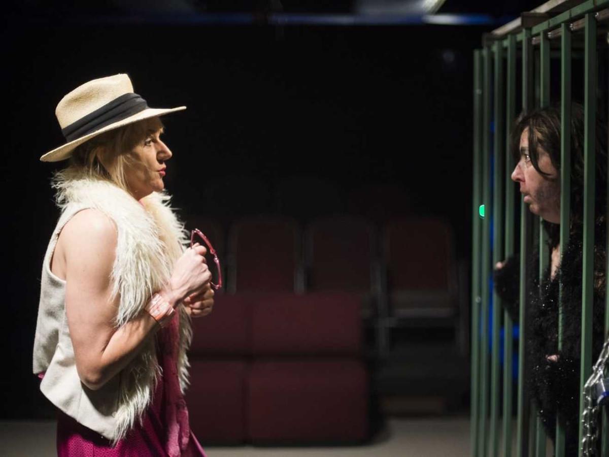 """Fur"" at Venus Theatre in Washington DC"