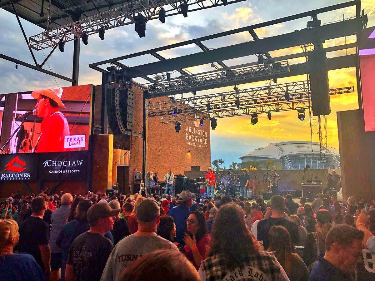 Texas Live Arlington