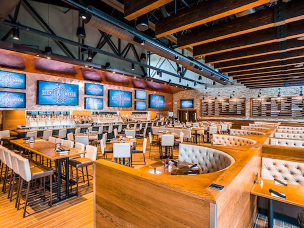 City Works bar Fort Worth