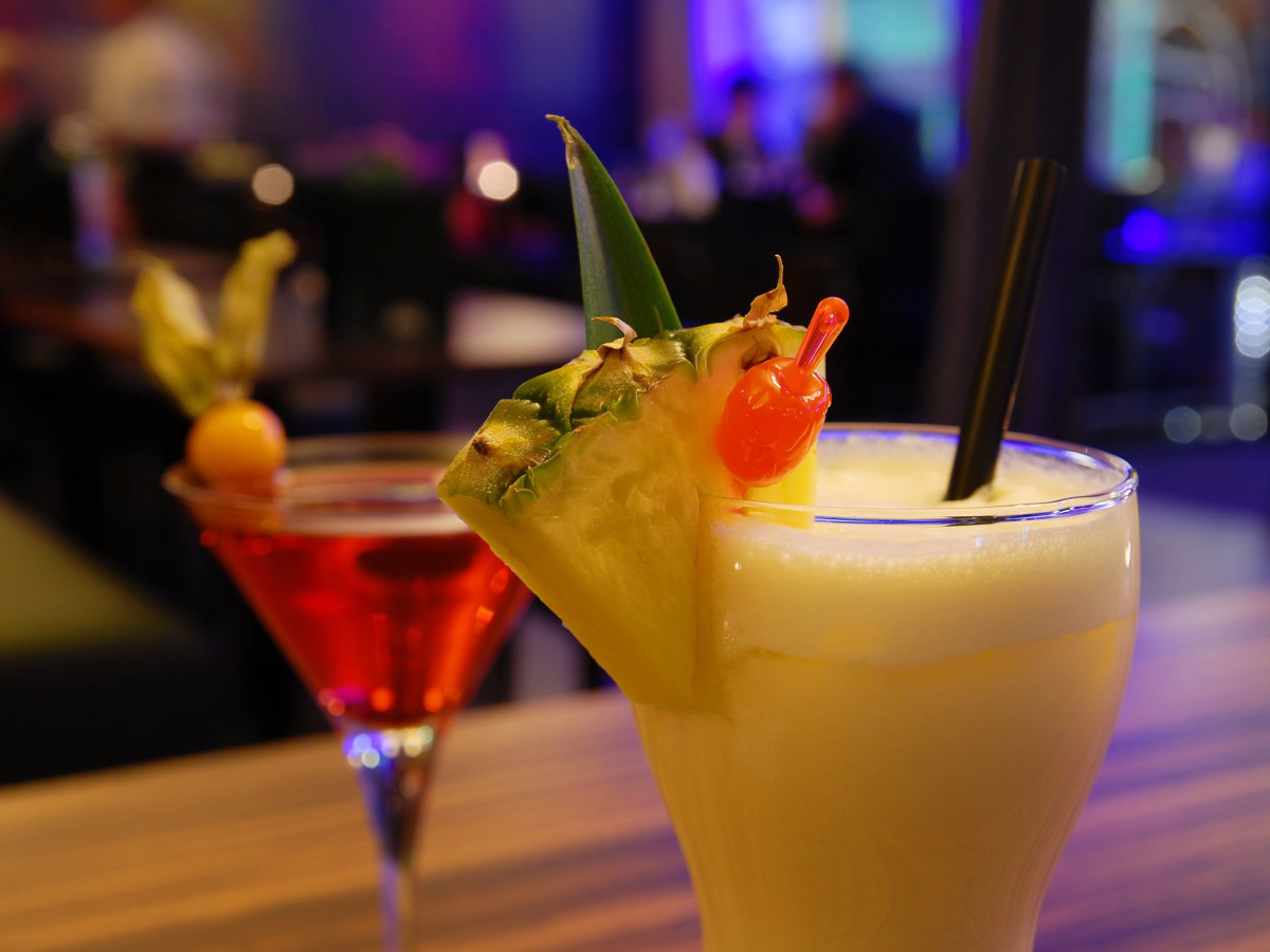 Merkaba San Antonio cocktails