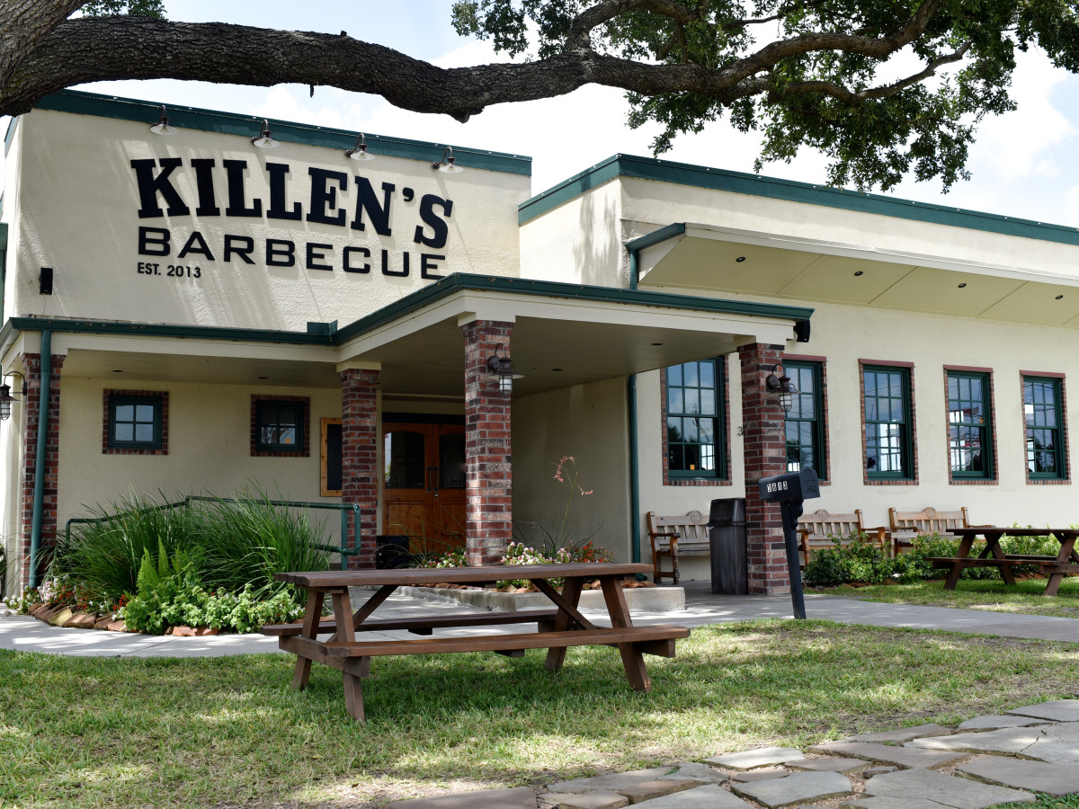 Killen's Barbecue exterior