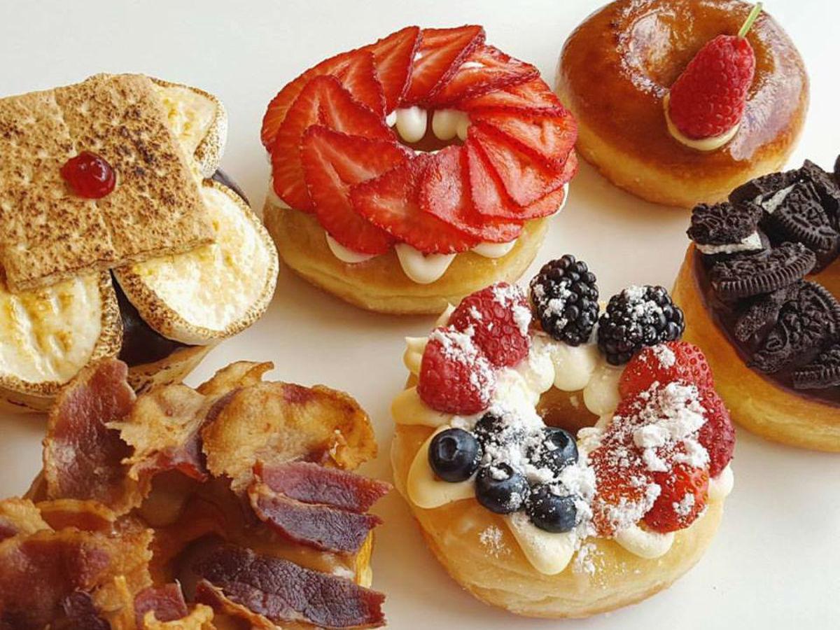 Jarams Donuts