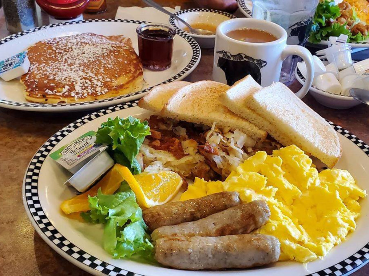 Houston Zoo black bear habitat