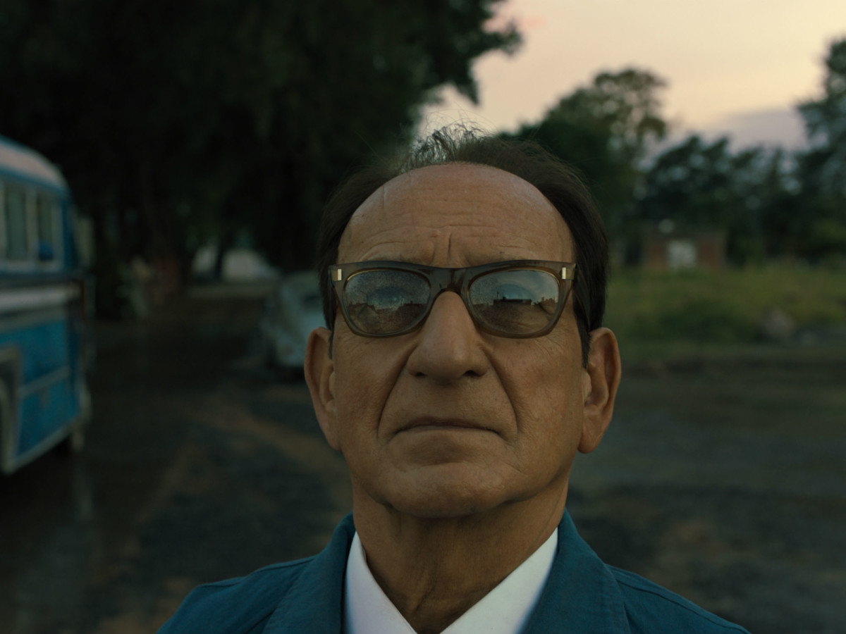 Ben Kingsley in Operation Finale
